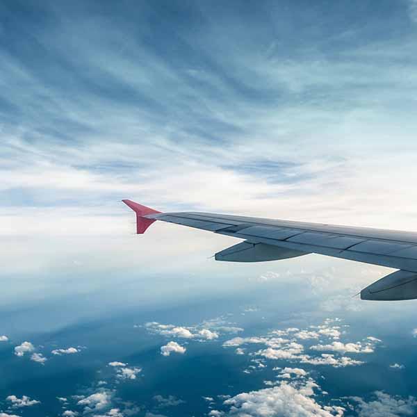 วิวเครื่องบิน